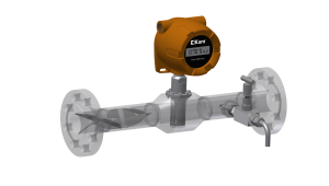 LRW™ spool model with included static mixer and manual draw off port